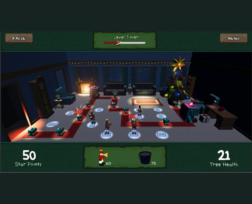 No Crooks on Christmas screenshot