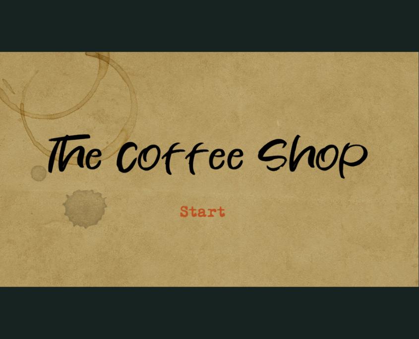 The Coffee Shop screenshot